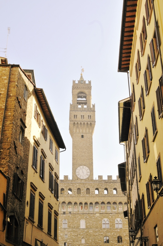 2 days in Florence palazzo vecchio