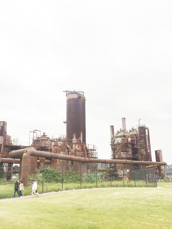 Things to do in Seattle - Gasworks Park