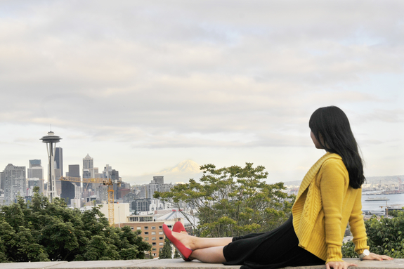 Things to do in Seattle - Kerry Park view