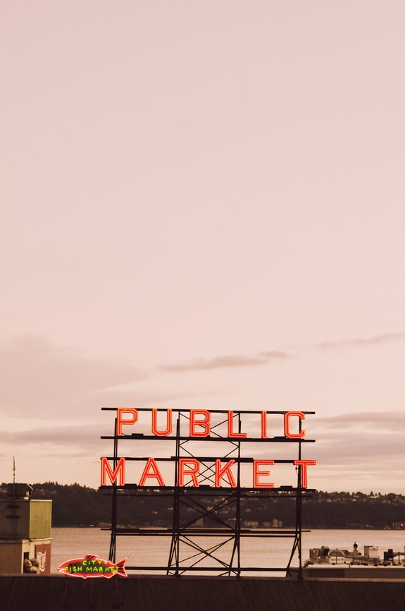 Things to do in Seattle - Pike Place