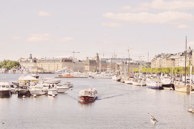 Best Stockholm Instagram Spots - view of the water
