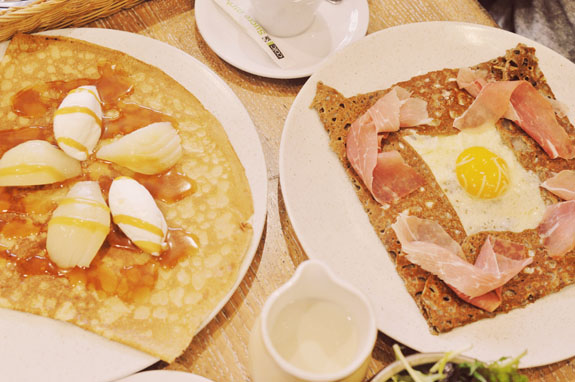 where to eat in paris crepes from breizh cafe