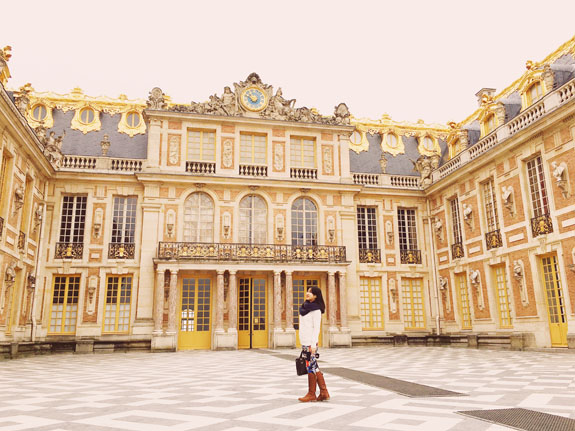 places to visit in paris in 2 days chateau de versailles