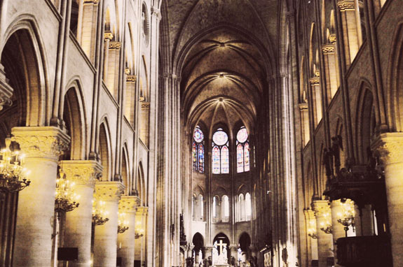 places to visit in paris in 2 days notre dame