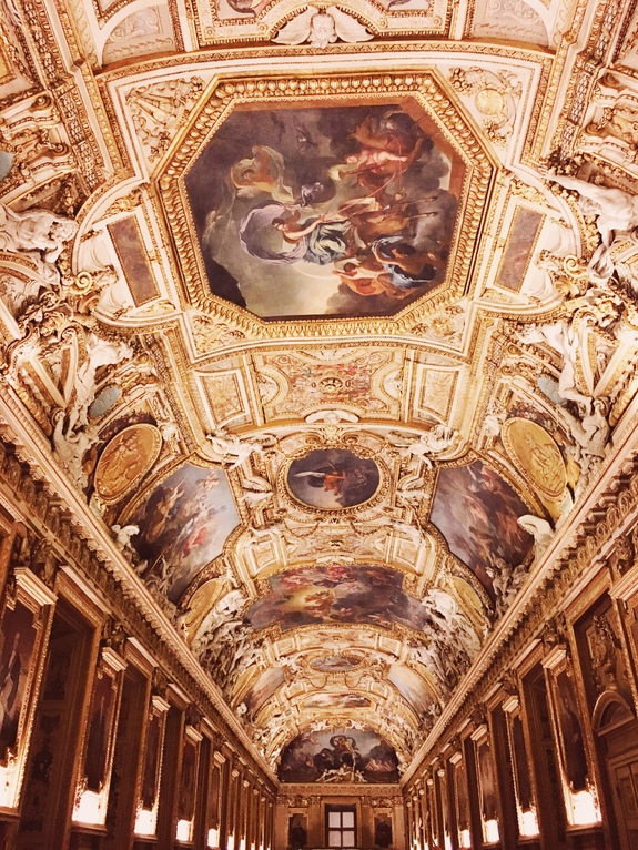 places to visit in paris in 2 days the louvre