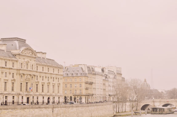 places to visit in paris in 2 days view from river