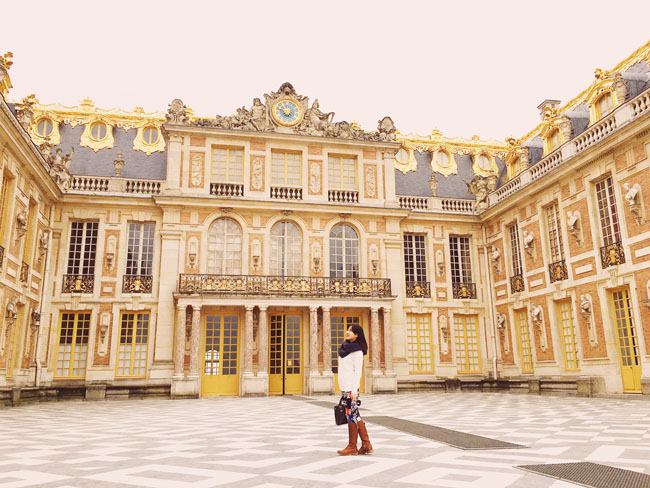 Yes, a day or half day trip to Versailles is definitely worth it using your Paris Museum Pass
