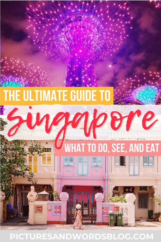 Planning to spend 2 days in Singapore? This comprehensive Singapore travel guide will give you all the best tips on the best things to do in Singapore, where to stay, where to find the best food, and more! This detailed Singapore itinerary is a must-read before your Singapore trip! #singapore #asia #southeastasia #singaporeguide