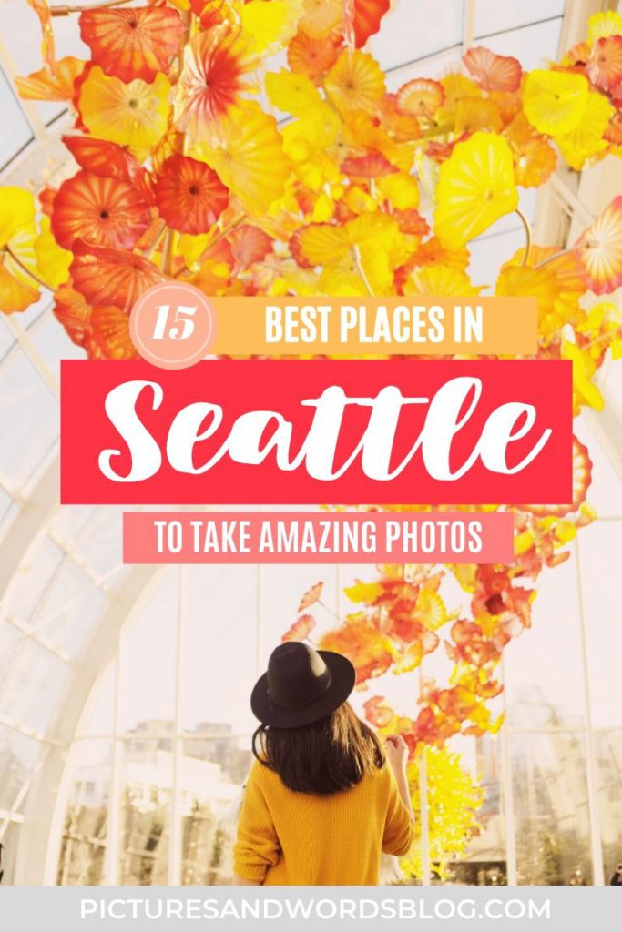 Most Instagrammable Places in Seattle | Top Seattle Instagram Spots | Amazing Seattle Photo Spots | Instagrammable Things to Do in Seattle | Seattle Travel Guide | Seattle Photography Guide | Where to Take Photos in Seattle | Seattle Instagram Guide