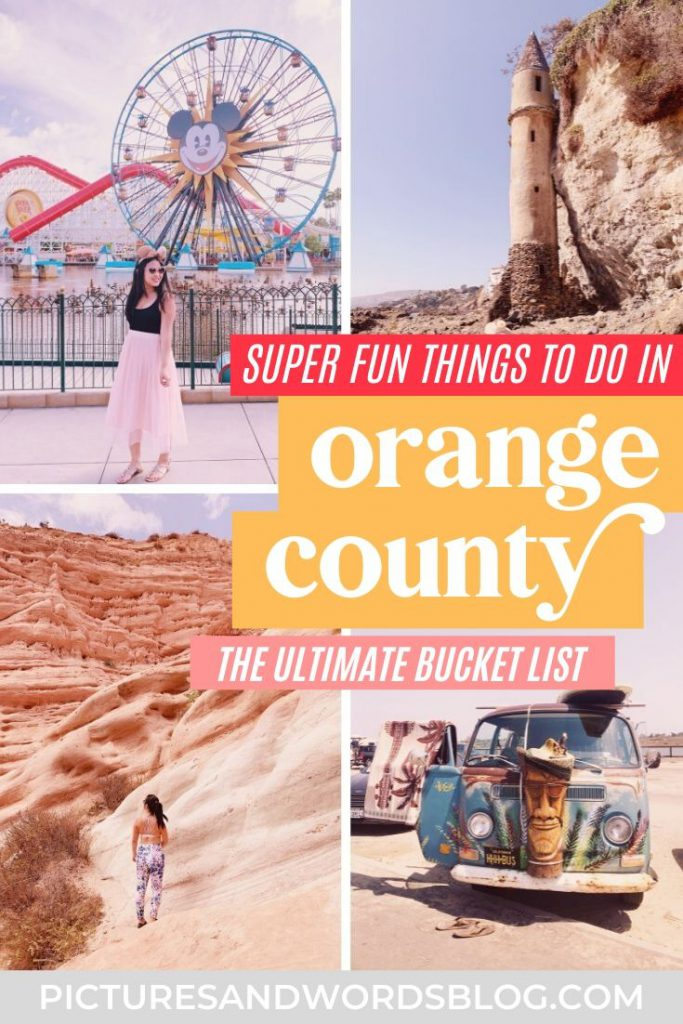 130 + Fun Things to Do in Orange County | The Ultimate Orange County Bucket List | Orange County Travel Guide | California Travel | Things to Do in California | California Road Trip Inspiration